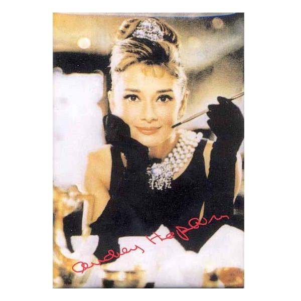 Magnet M, Audrey Hepburn