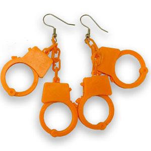 Örhängen, Cuffs Orange