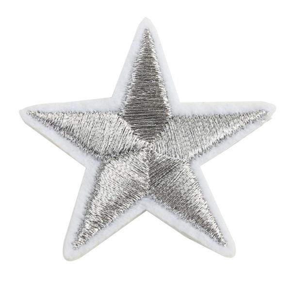Tygmärke, Silver stjärna