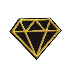 Kangasmerkki, Diamond golden