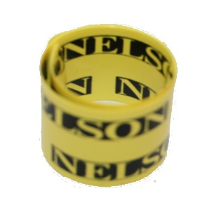Armband Slap Nelson, gul