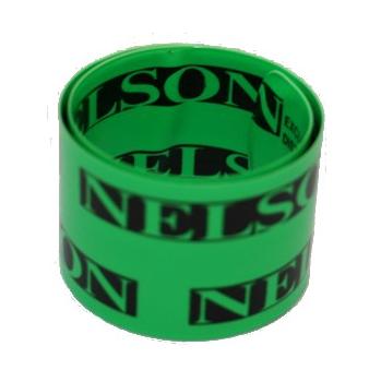Armband Slap Nelson, grön