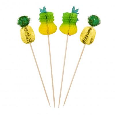 Ananas picks, Tropical Fiesta