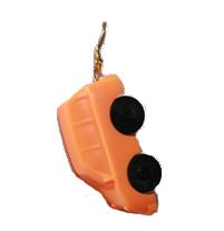 Korvakoru Auto Bonnie, oranssi