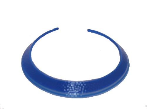 Halsband 80-tal, blå