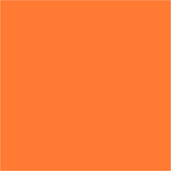Kakeldekor, Matiz Orange 6 st