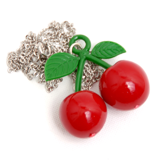 Halsband, Cherry Rockabilly