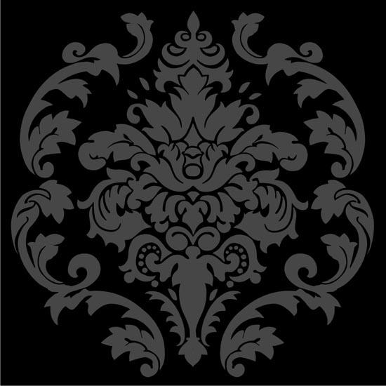 Kaakelitarra, Madeleine bl/grey 6 kpl