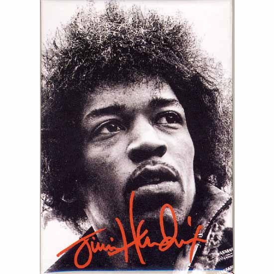 Magnet M, Jimi Hendrix