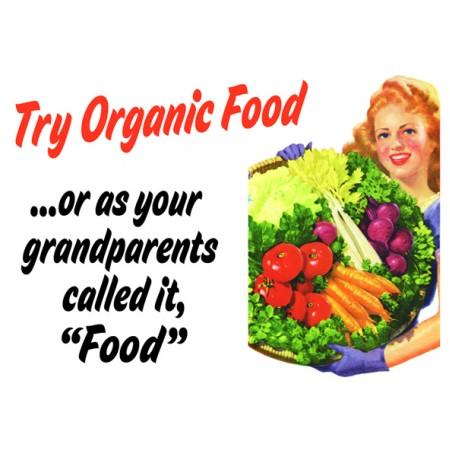 Magneetti hmb, Organic Food