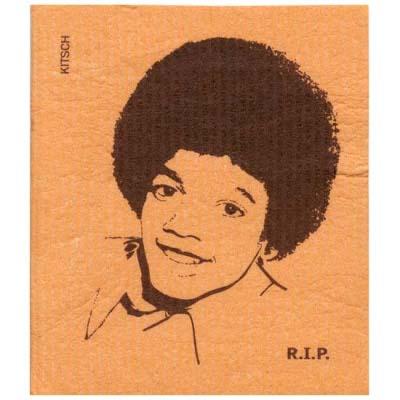 Tiskirätti, Michael Jackson oranssi