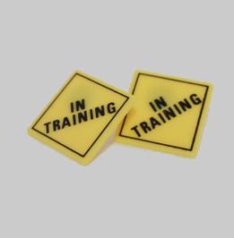 Korvakorut sign, In training