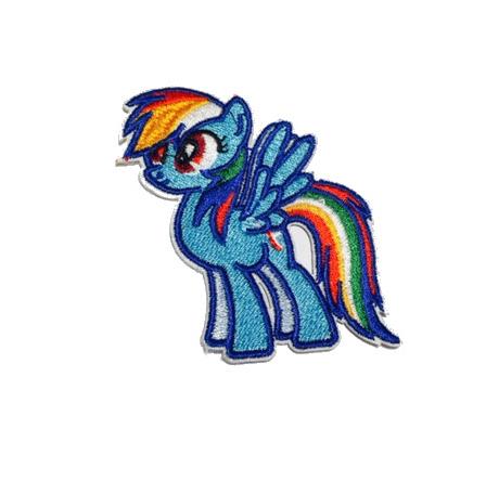 Kangasmerkki, MLP Rainbow