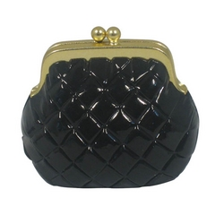 Huulikiilto Purse, Quilted