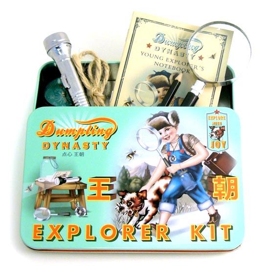 Dumpling Dynasty Explorer Kit