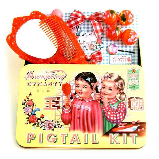 Dumpling Dynasty Pigtail Kit