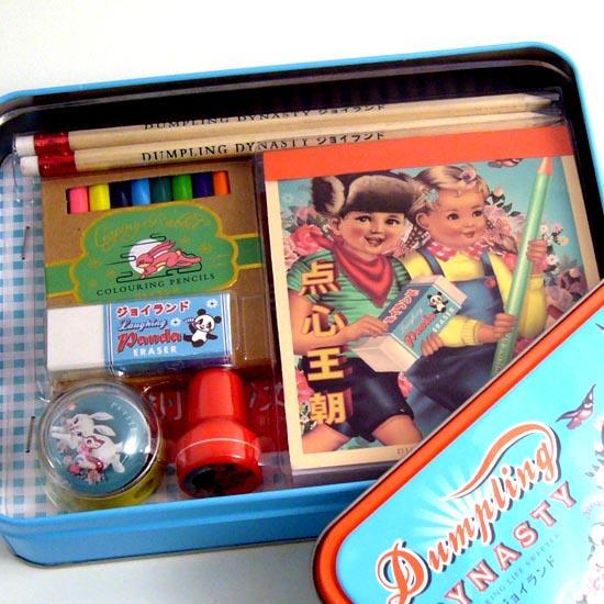 Dumpling Dynasty Writing Kit (Big)