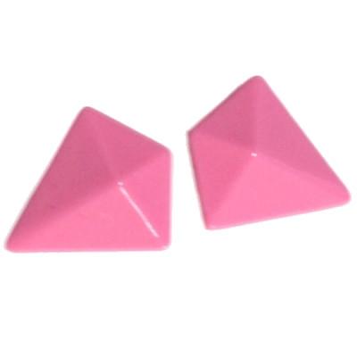 Örhängen, Rosa Diamant