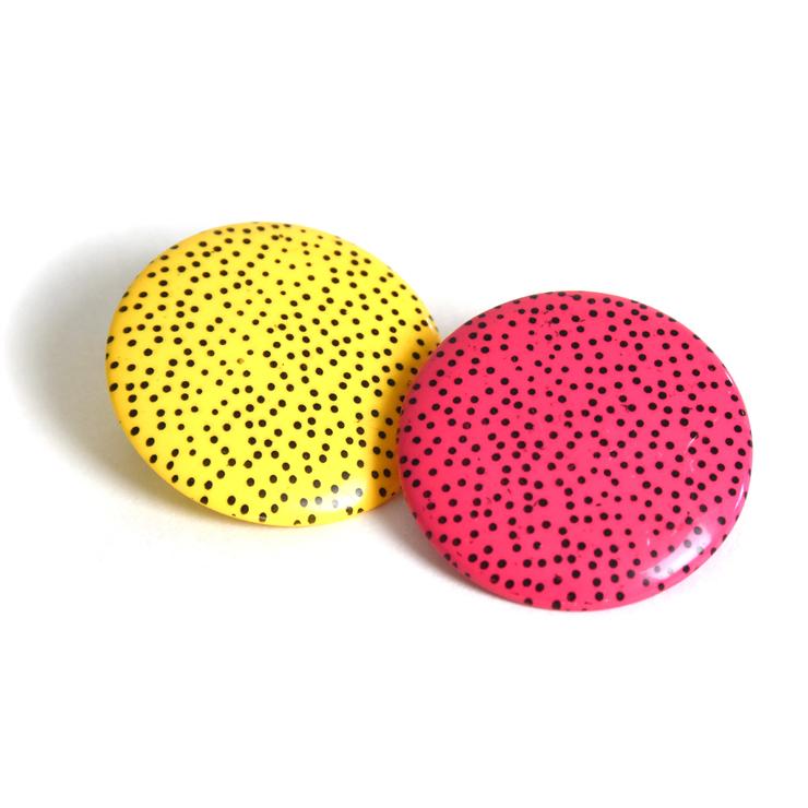 Rintaneula Dots, pinkki