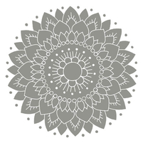 Kaakelitarra, Lotus Harmaa (6kpl)