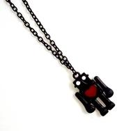 Halsband, Robot