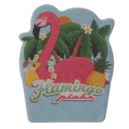Nagelfil, flamingo drinks