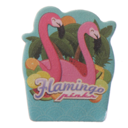 Nagelfil, flamingo fruits