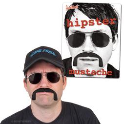 Mustasch, Hipster