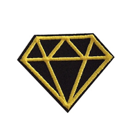 Tygmärke, Diamond golden