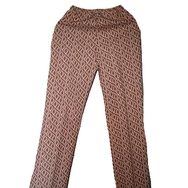 Housut, Mari knit flares, pattern