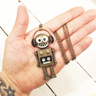 Halsband, Music Headset Robot