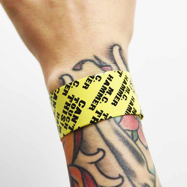 Armband Slap, Paula Abdul