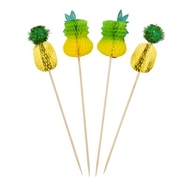 Ananas picks, Tropical Fiesta