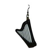 Örhänge music, Harpa