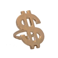 Sormus Dollari, koko 10