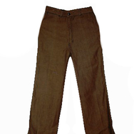 Housut, Vintage brown jeans