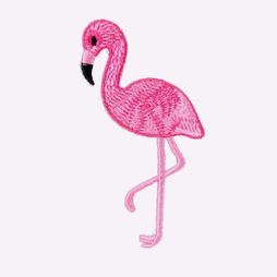Kangasmerkki Flamingo