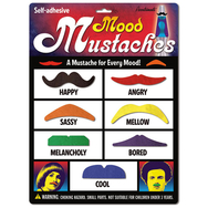 Stylish Mood Mustaches- set