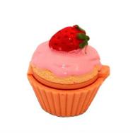 Huulirasva Cupcake, mansikka