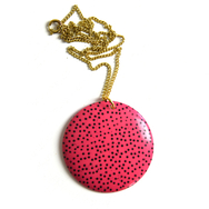 Kaulakoru Dots, pinkki