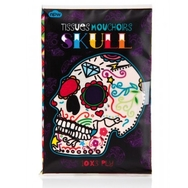 Näsduk Sugar Skull