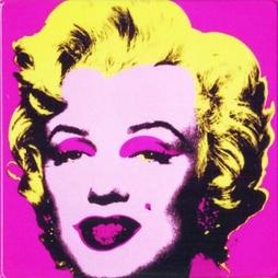 Magneetti Warhol, Marilyn punainen