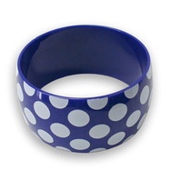 Rannerengas, Polka Dot Blue