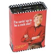 Peltipankki, Rock Star