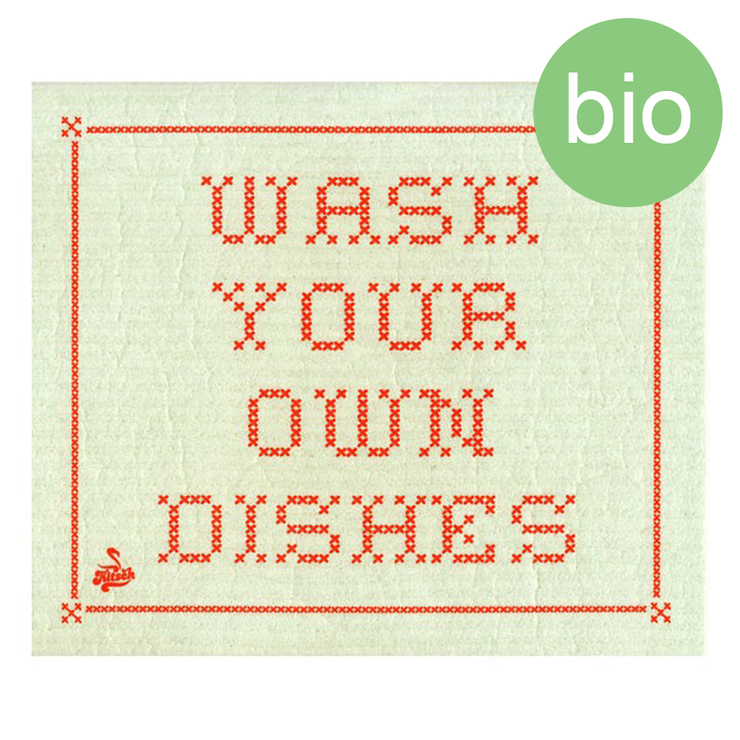 Tiskirätti, Wash your own dishes