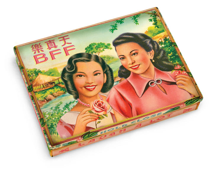 Pocket Box, BFF