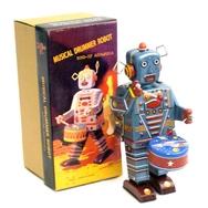 Robot, Big Drummer