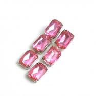 Örhängen, Glamour rosa