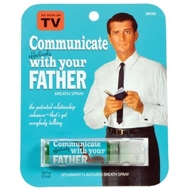 Munspray, Communicate with your father