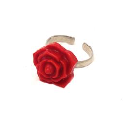 Sormus, Ruusu punainen